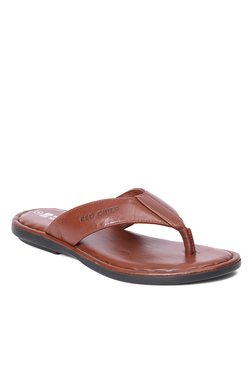 Red Chief Tan Thong Sandals
