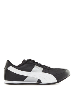 Puma Otise DP Black & White Sneakers