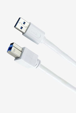Nextech NC38 3m Micro USB 3.0(M) To USB 3.2 (M) Cable(White)