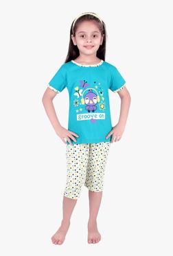 b8c77f88811 Girls Nightwear | Buy Night Suits For Girls Online In India At TATA CLiQ