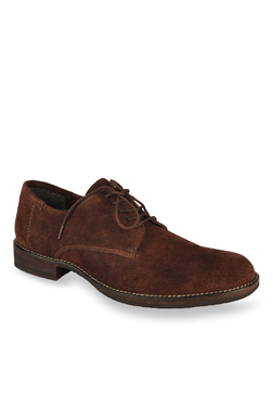 Salt 'n' Pepper Ray Brown Derby Shoes