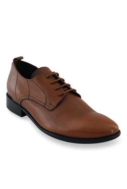 Salt 'n' Pepper Rafael Cognac Derby Shoes