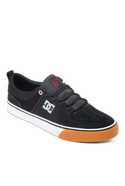 DC Lynx Vulc Black Sneakers