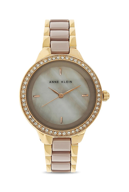 Anne Klein AK1418RGTPJ Analog Watch For Women