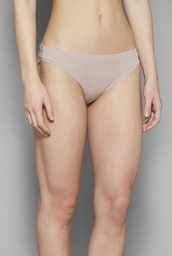 Wunderlove By Westside Latte Chloe Hipster Briefs