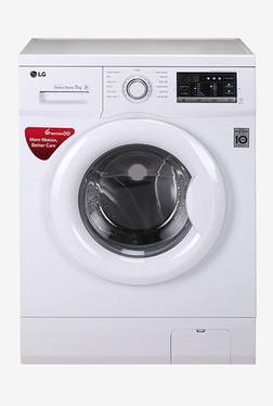 LG FH0G7QDNL02 7KG Fully Automatic Front Load Washing Machine