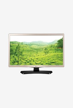 LG 22LH458A-CT 55cm (22 inches) Full HD Led TV (Gold)