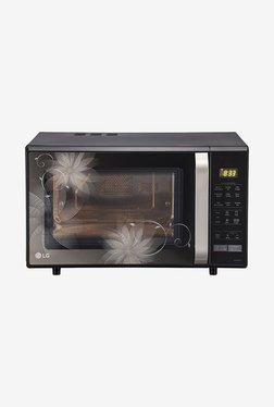 LG MC2846BCT 28 L Convection Microwave Oven (Black)