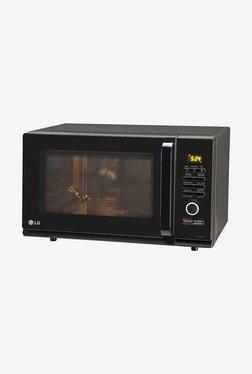 LG MC3286BLT 32 L Convection Microwave Oven (Black)