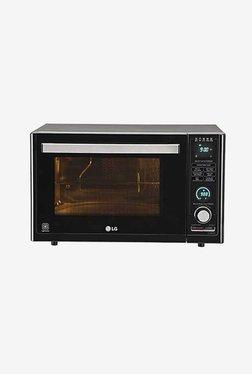 Lg Mj3286bfum 32 L Convection Microwave Oven Black