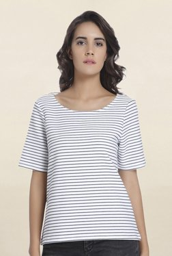Vero Moda Snow White Striped Top