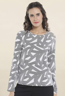 Vero Moda Snow White Printed Top