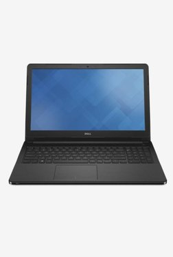 Dell Vostro 3568 (i3 6th Gen/4GB/1TB/15.6/W10+MS Off) Black
