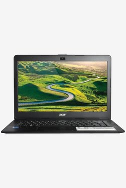 Acer One 14 (Celeron Dual Core/2GB/500GB/14/DOS) Black