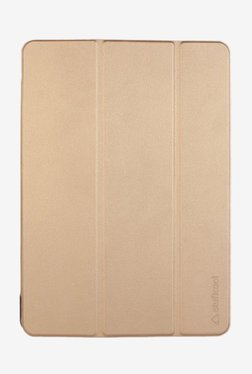 Stuffcool Attache Flip Case for Apple iPad Air 2 Gold  Stuffcool Electronics TATA CLIQ