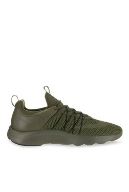 Nike Darwin Olive Running Shoes