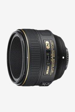 Nikon AF-S NIKKOR 58MM F/1.4G Lens (Black)