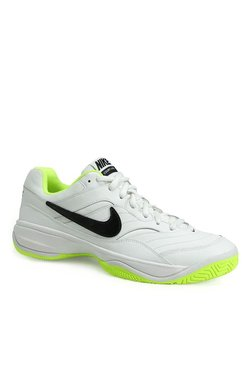 Nike Court Lite White Tennis Shoes