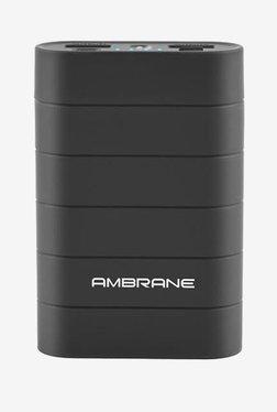 Ambrane Knockout K3 10050 MAh Power Bank (Black)