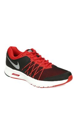 Nike Air Relentless 6 MSL Black & Red Running Shoes
