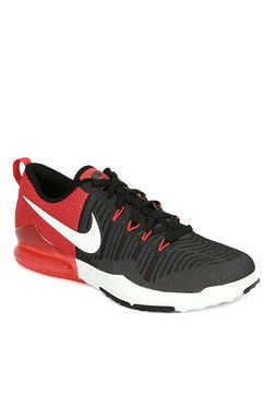 Nike Zoom Incredibly Fast Black & Red Training Shoes