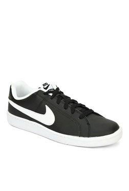 8453a18e394 Nike Court Royale Black Sneakers