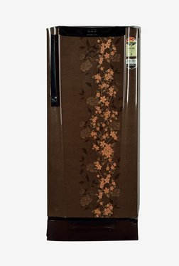 Godrej RD EDGE DIGI 212 PD 4.2 4S 212L Refrigerator (Brown)