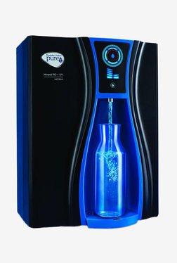 Pureit Ultima Mineral RO + UV 10L Water Purifier (Black) TATA CLiQ deals