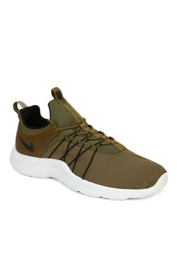 Nike Darwin Khaki & Olive Running Shoes