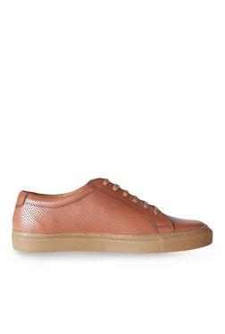 Van Heusen Tan Casual Sneakers