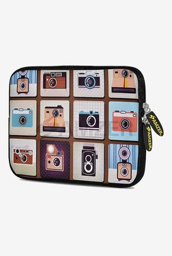 Amzer 10.5 Inch Click A Click Neoprene Sleeve For IPad 2