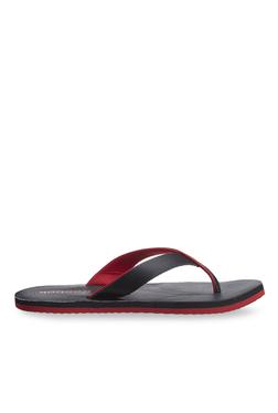 98564d1f6 Reebok Black   Red Flip Flops
