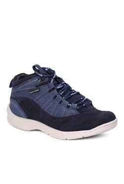 Red Chief Navy Casual Sneakers