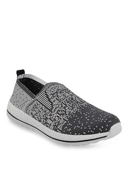 Gen X By Metro Grey & White Slip-Ons