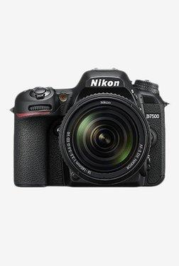 Nikon D7500 20.9 MP (18-105mm Lens) DSLR Camera (Black)
