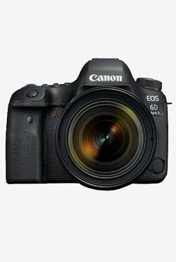 Canon 6D Mark II EF 24-105mm f/4L IS II USM Lens DSLR Camera