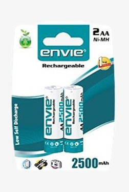 Envie AA 2500 2PL Battery (White)