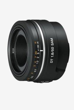 Sony SAL50F18 50 mm Lens (Black)
