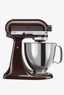 KitchenAid Artisan Design 5KSM150PSBES 300W 1 jar Stand Mixer Grinder (Brown)