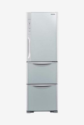 Hitachi R-SG31BPND-GS 336L Triple door Refrigerator (Silver)