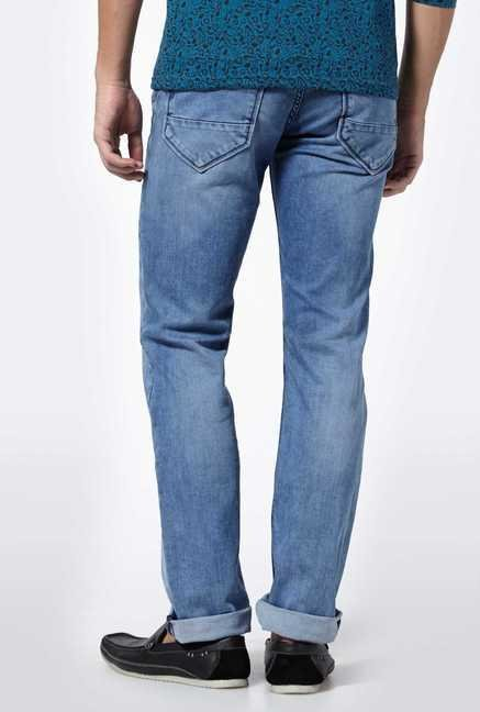Easies Blue Slim Fit Jeans