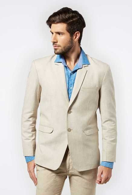 Easies Natural Radiant Blazer