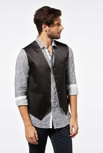 Easies Black Apricot Vest