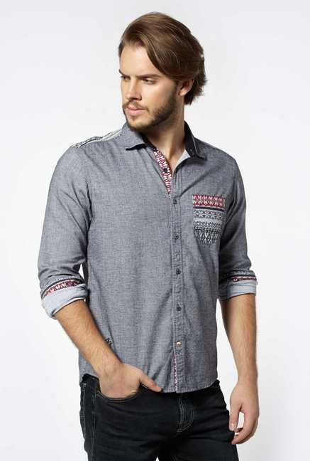 Killer Grey Argo Shirt