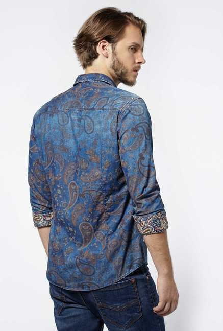 Killer Indigo Antonio Shirt