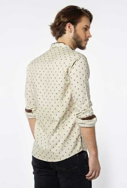 Killer Beige Kempsey Shirt