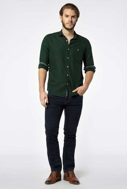 Killer Moss Green Shirt