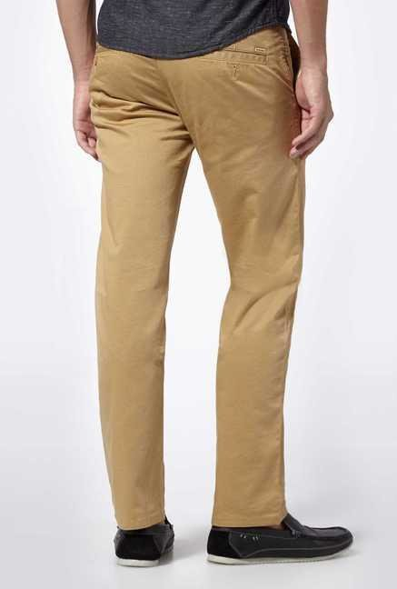 Easies Khaki Kimball Trousers