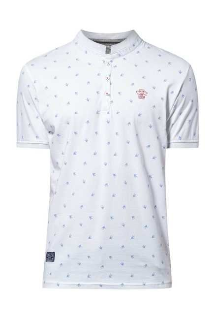 Killer White  Heddon Polo T-shirt