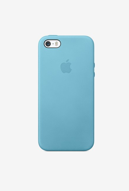 Apple iPhone 5s Silicone Back Case (Blue)